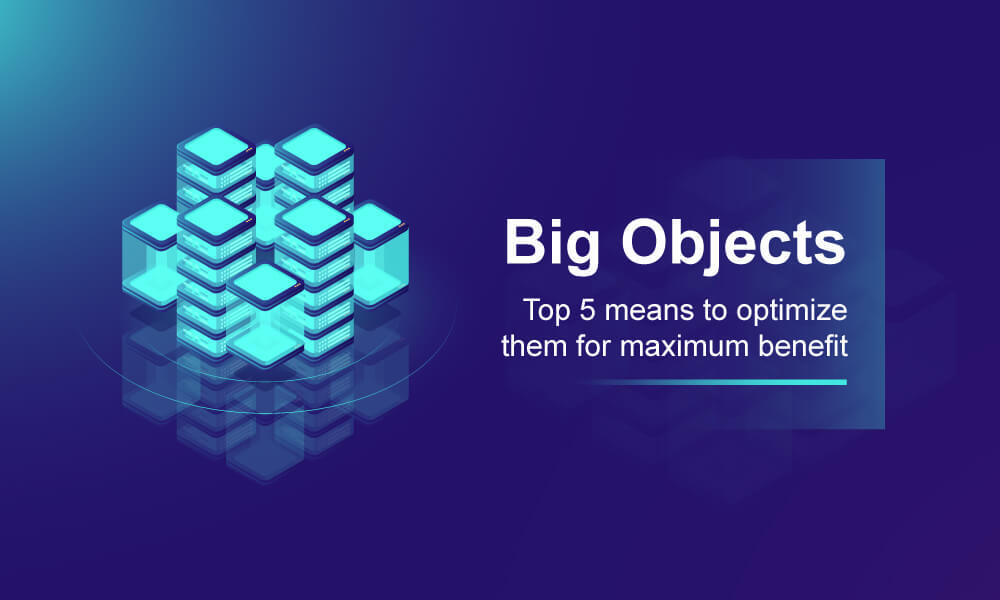 Big Objects: Top 5 means to optimize them for maximum benefit